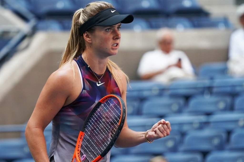 Свитолина сыграет против россиянки вовтором кругеUS Open