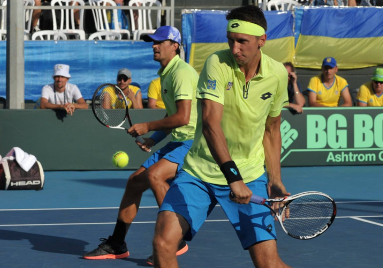 Украинец Марченко вышел вфинал теннисного турнира АТР вИзмире