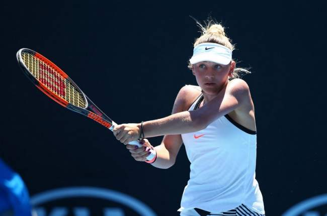 US Open. Костюк, Лагуза, Белоконь и Дема сыграют в одиночном разряде