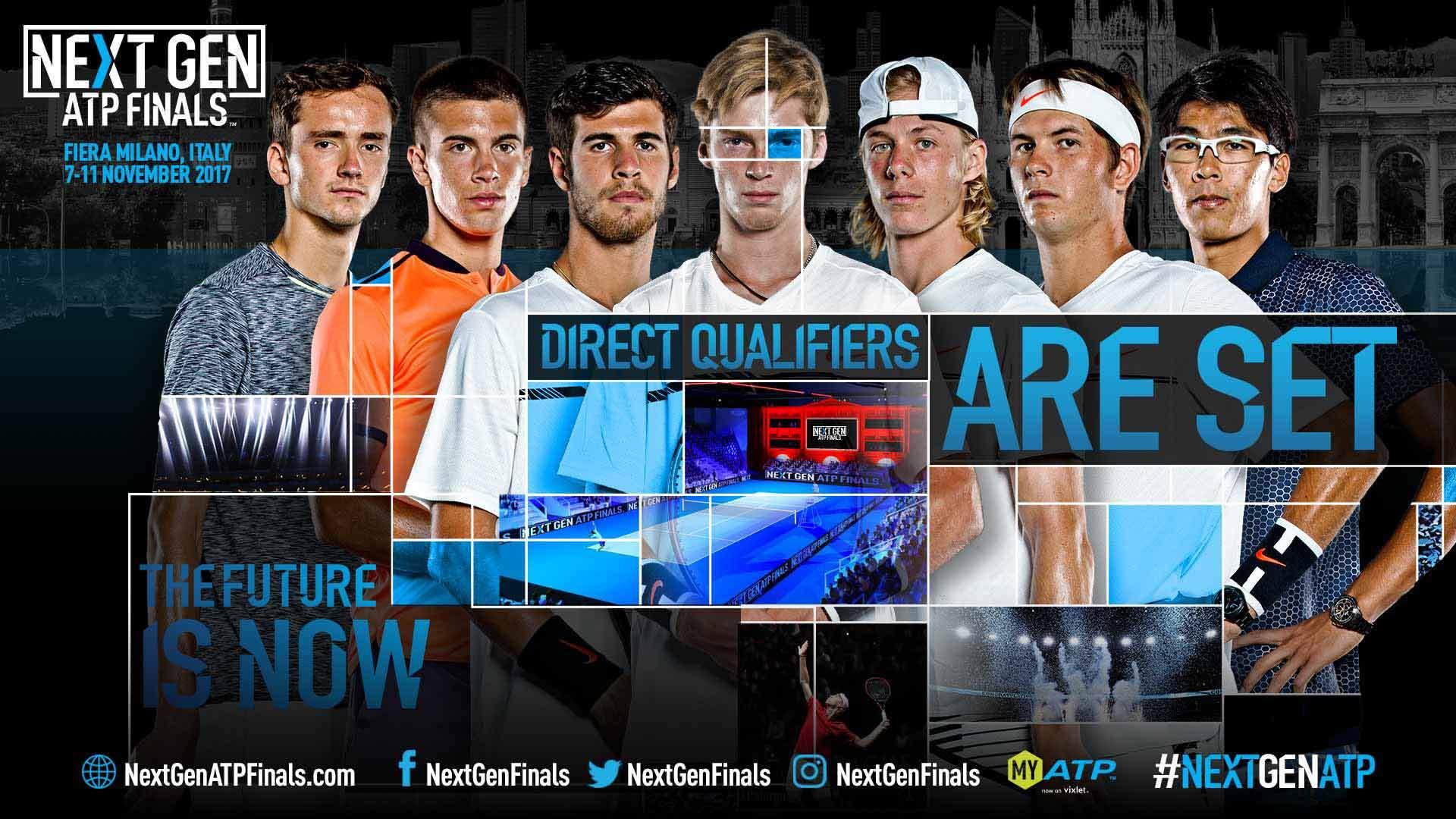 Картинки по запросу Группы итоговый турнире ATP U-21