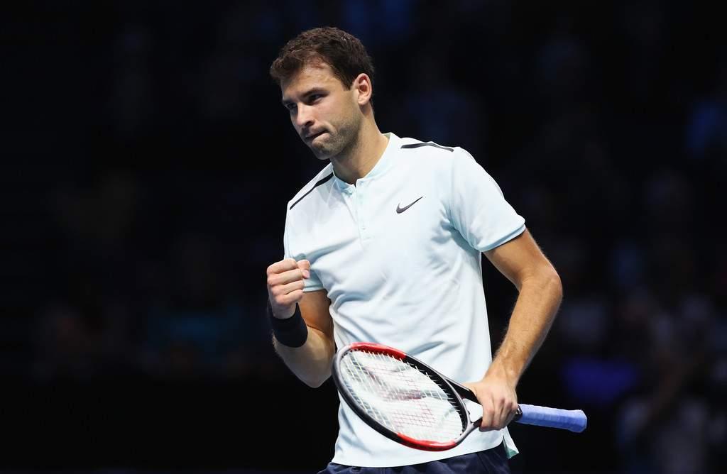 Димитров переиграл Тима наитоговом турнире ATP встолице Англии