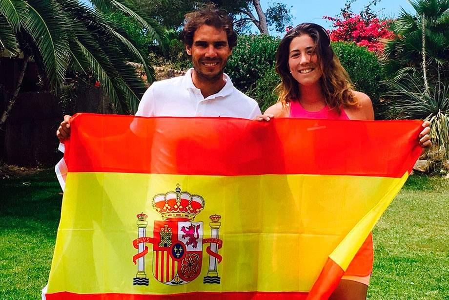 Рафаэль Надаль иГарбинье Мугуруса признаны лучшими теннисистами года поверсии ITF