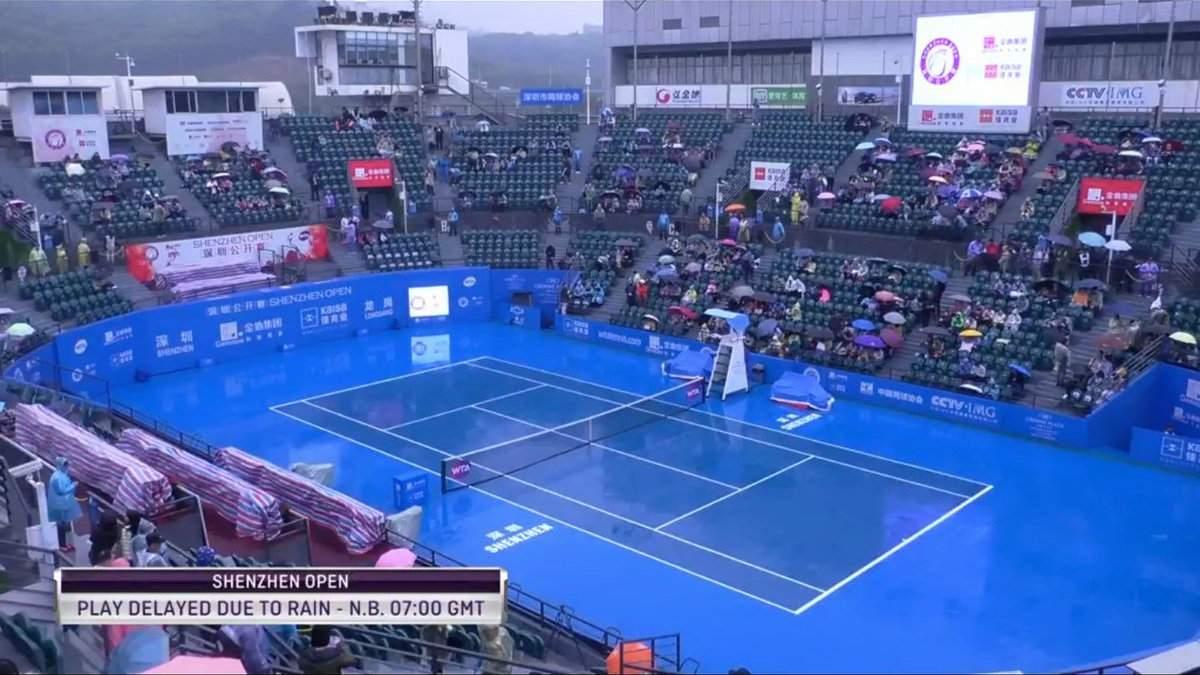 Симона Халеп выиграла теннисный турнир в китайском Шэньчжэне