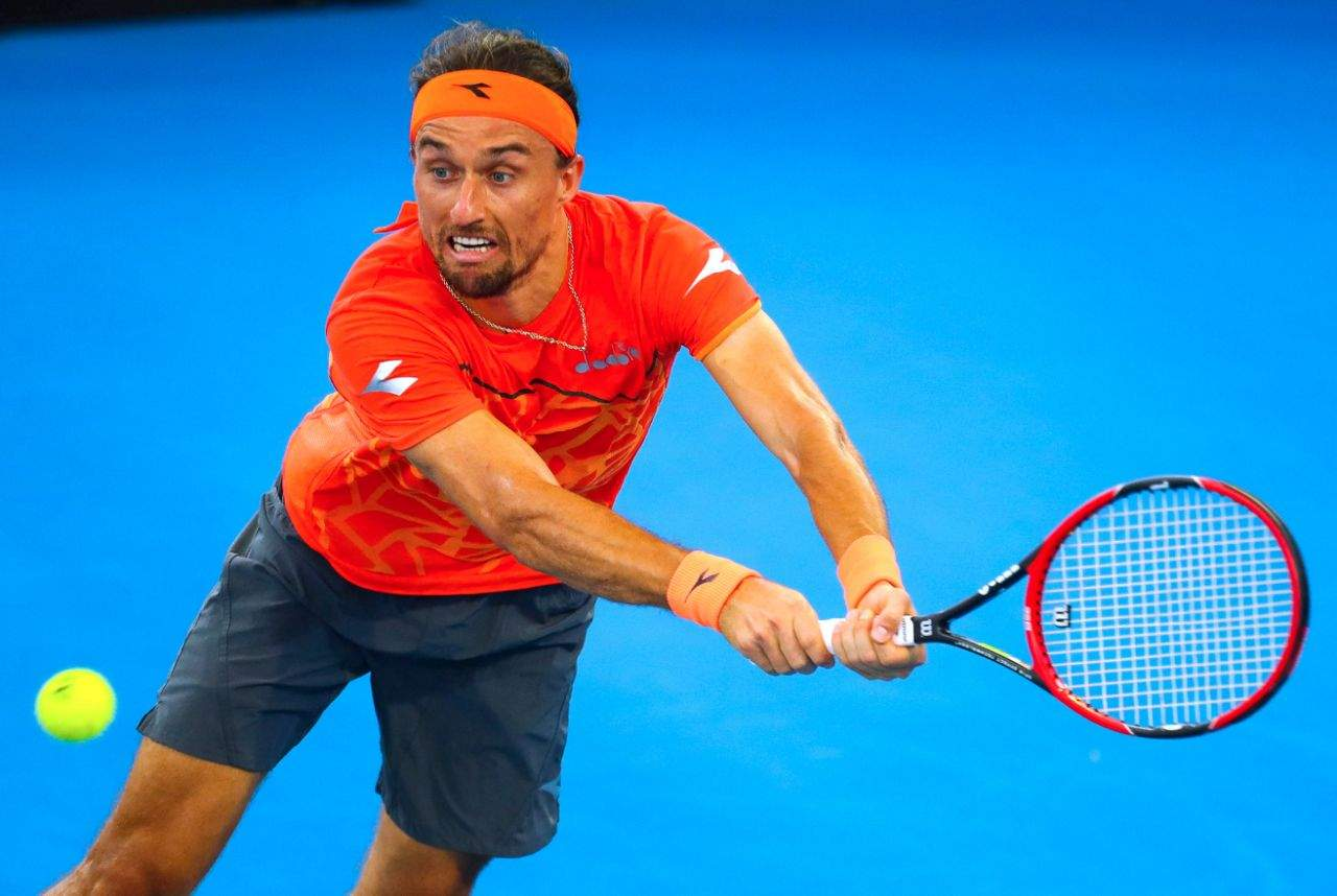 Теннисист Медведев одержал победу 1-ый титул натурнире вСиднее