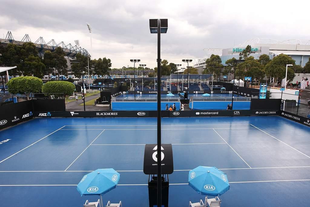 Костюк прошла восновную сетку Australian Open