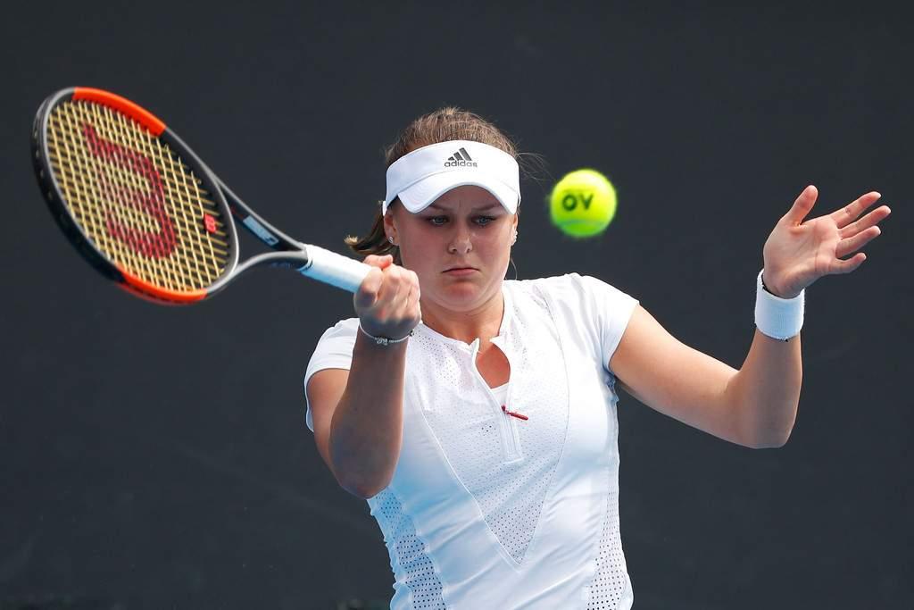 Ястремская иКостюк прошли 1-ый этап квалификации Australian Open