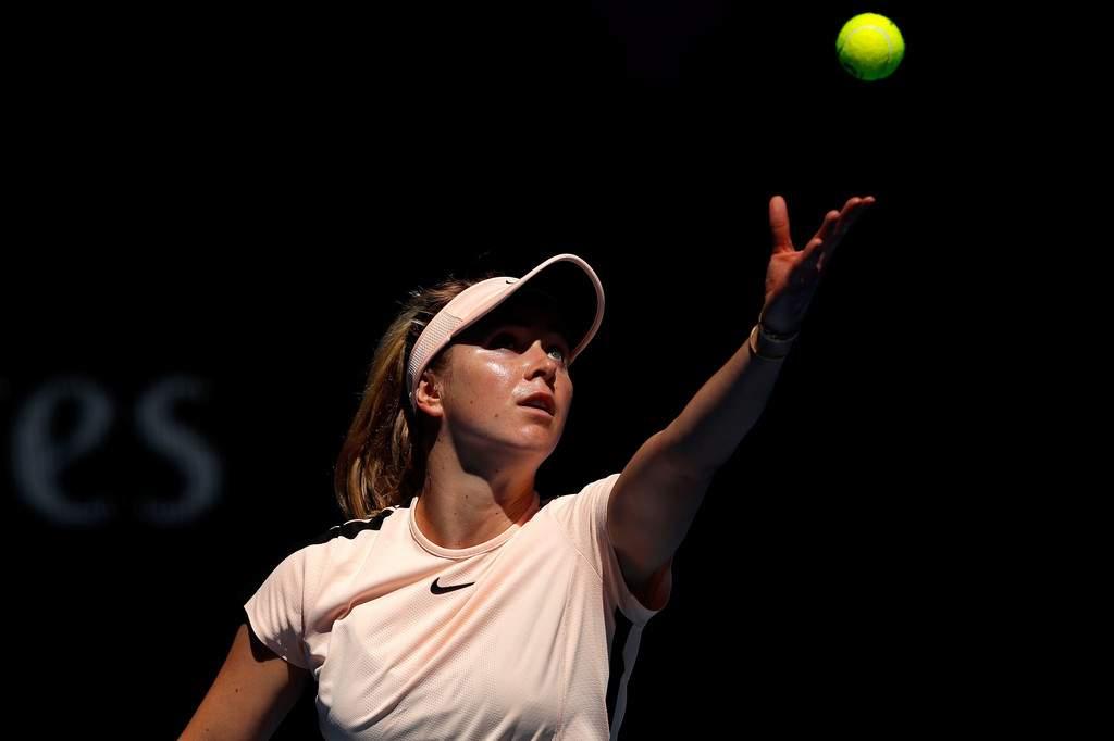 Элина Свитолина встретится с молодой рекордсменкой Костюк— Australian Open
