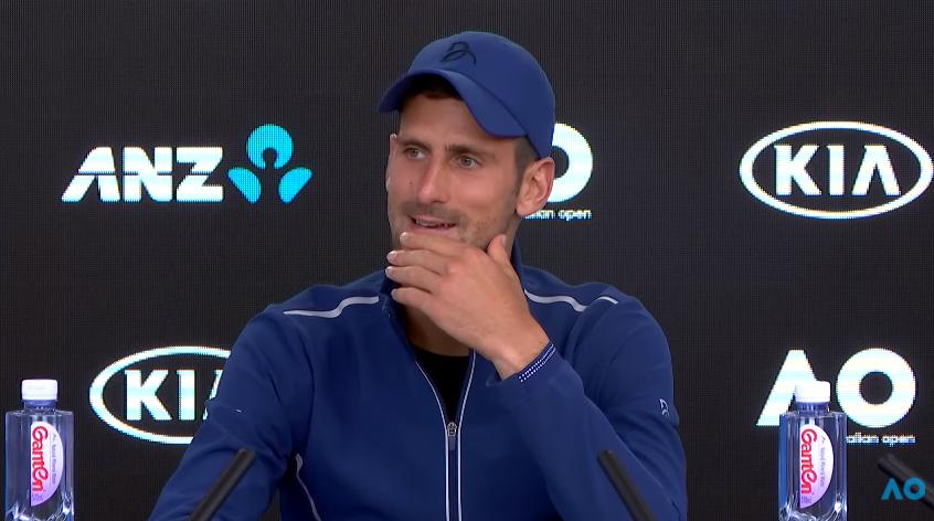 Джокович выбыл изAustralian Open, проиграв 21-летнему корейцу