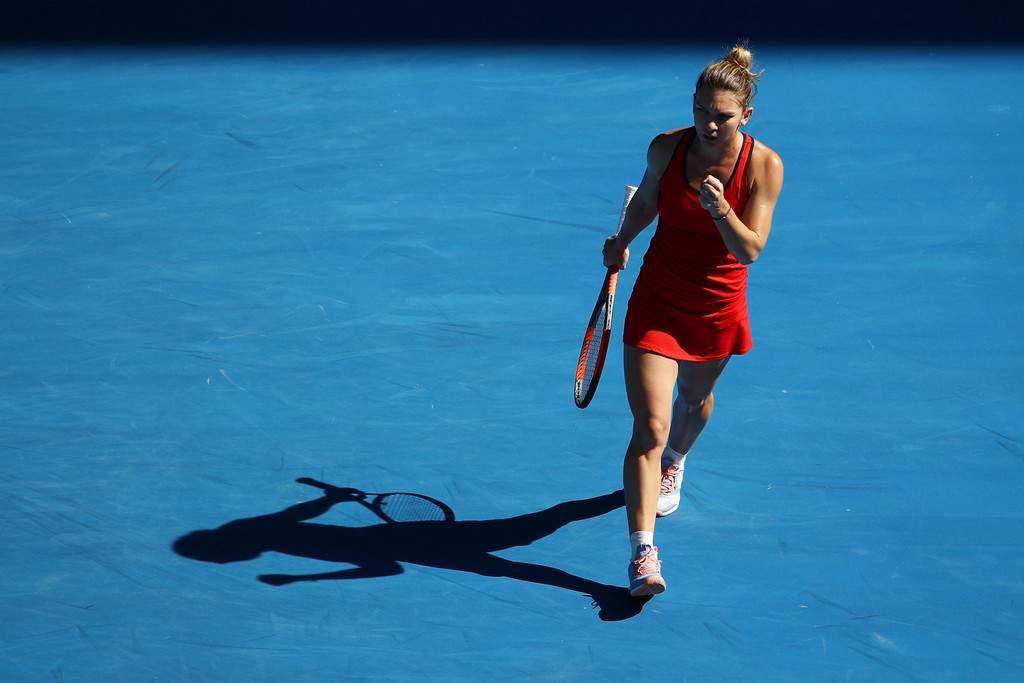 Одна из основных конкуренток Свитолиной вышла в ¼ финала Australian Open