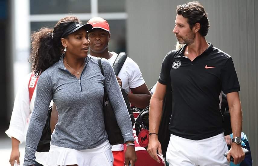 Серена Уильямс вернулась в большой теннис после рождения дочери