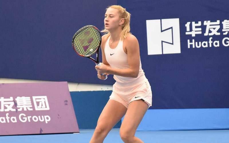 ITF Шэньчжэн: Костюк не без труда проходит в четвертьфинал