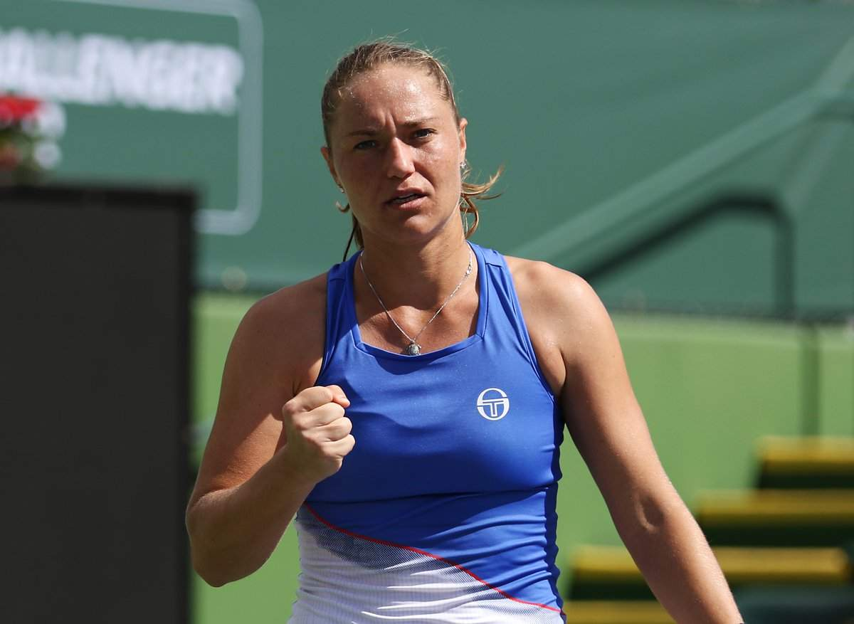 Нью-Хейвен (WTA). Бондаренко сыграет в парном финале