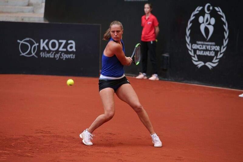 Бондаренко вышла во 2-ой раунд турнира вСтамбуле