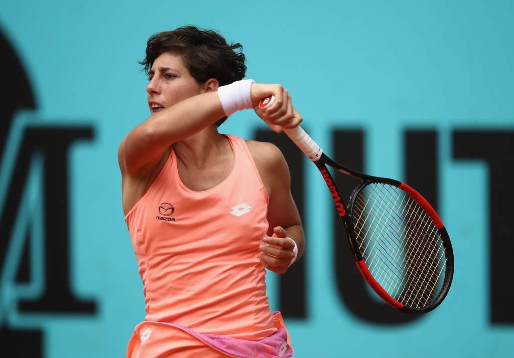 Свитолина одолела Корне настарте турнира WTA вМадриде
