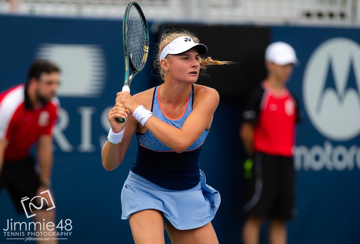 Кузнецова прошла в четвертьфинал теннисного турнира в Цинциннати
