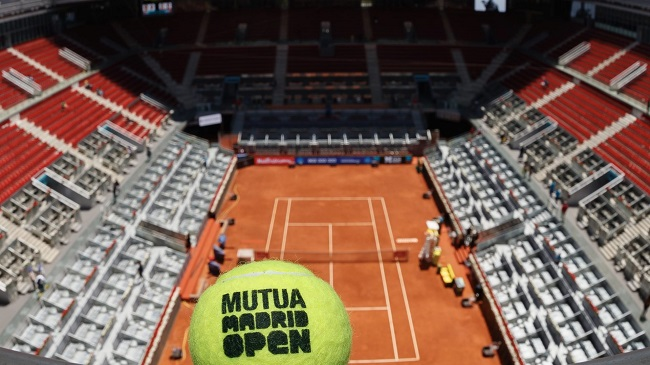 Mutua Madrid Open 2021